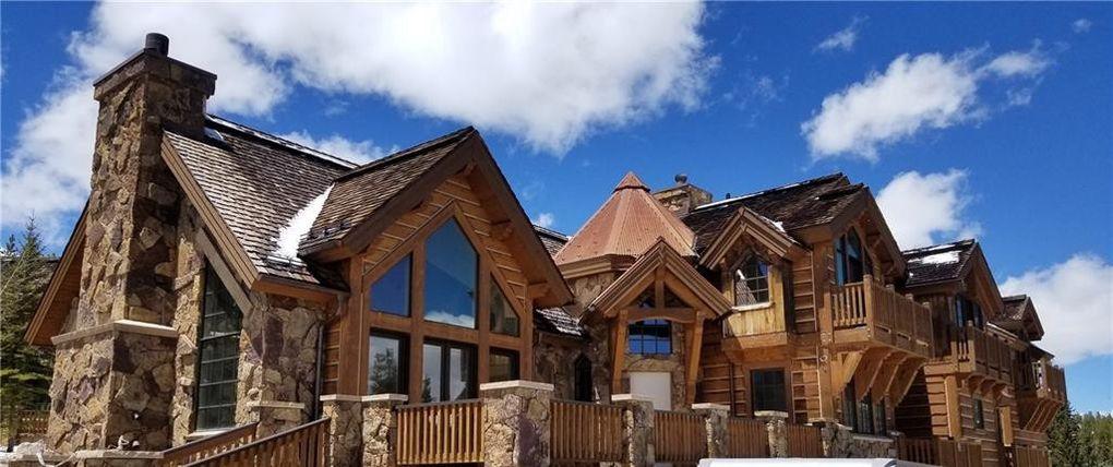 Custom Homes in Ski Country
