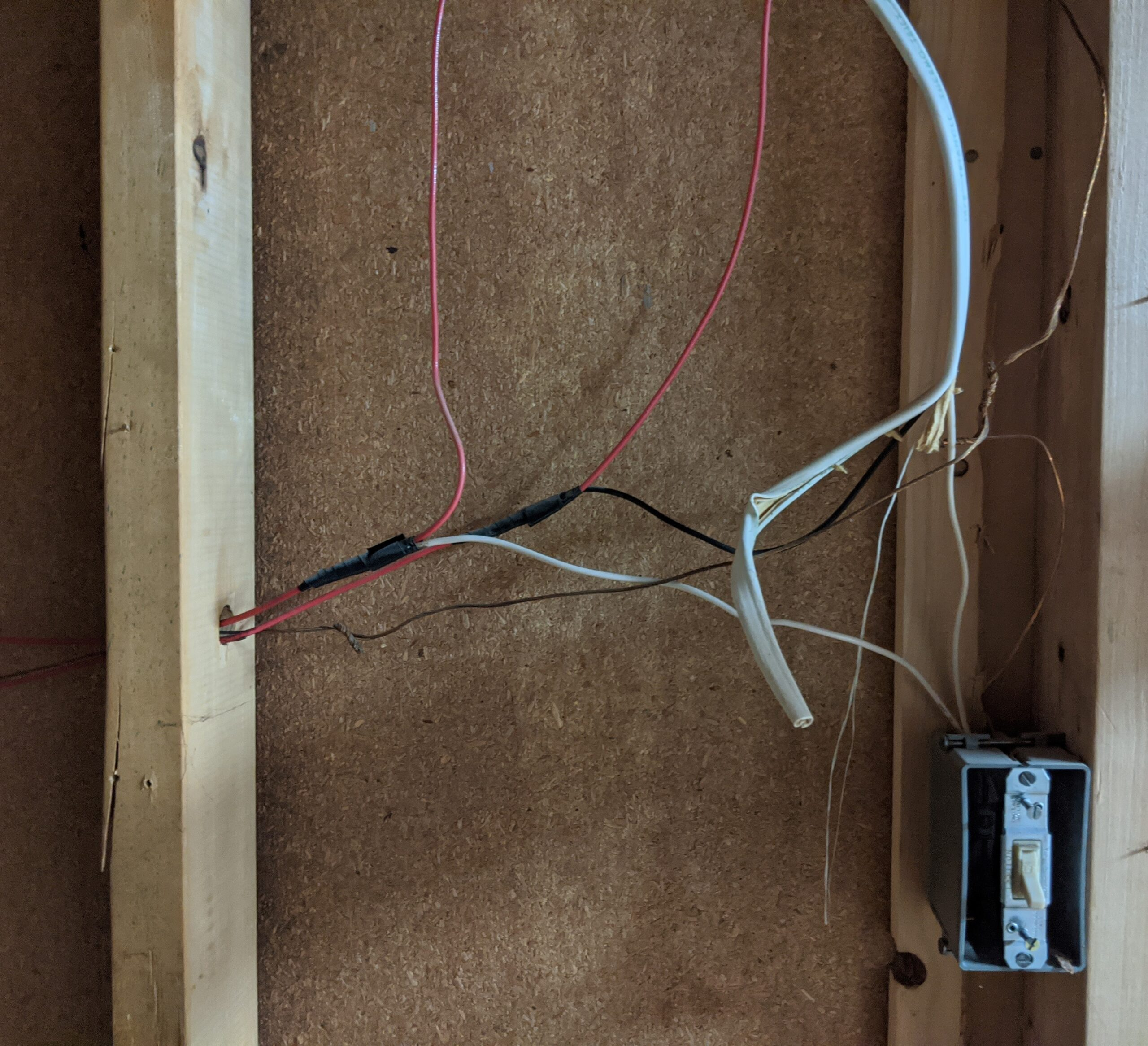 Should you be worried if the wiring looks like this?