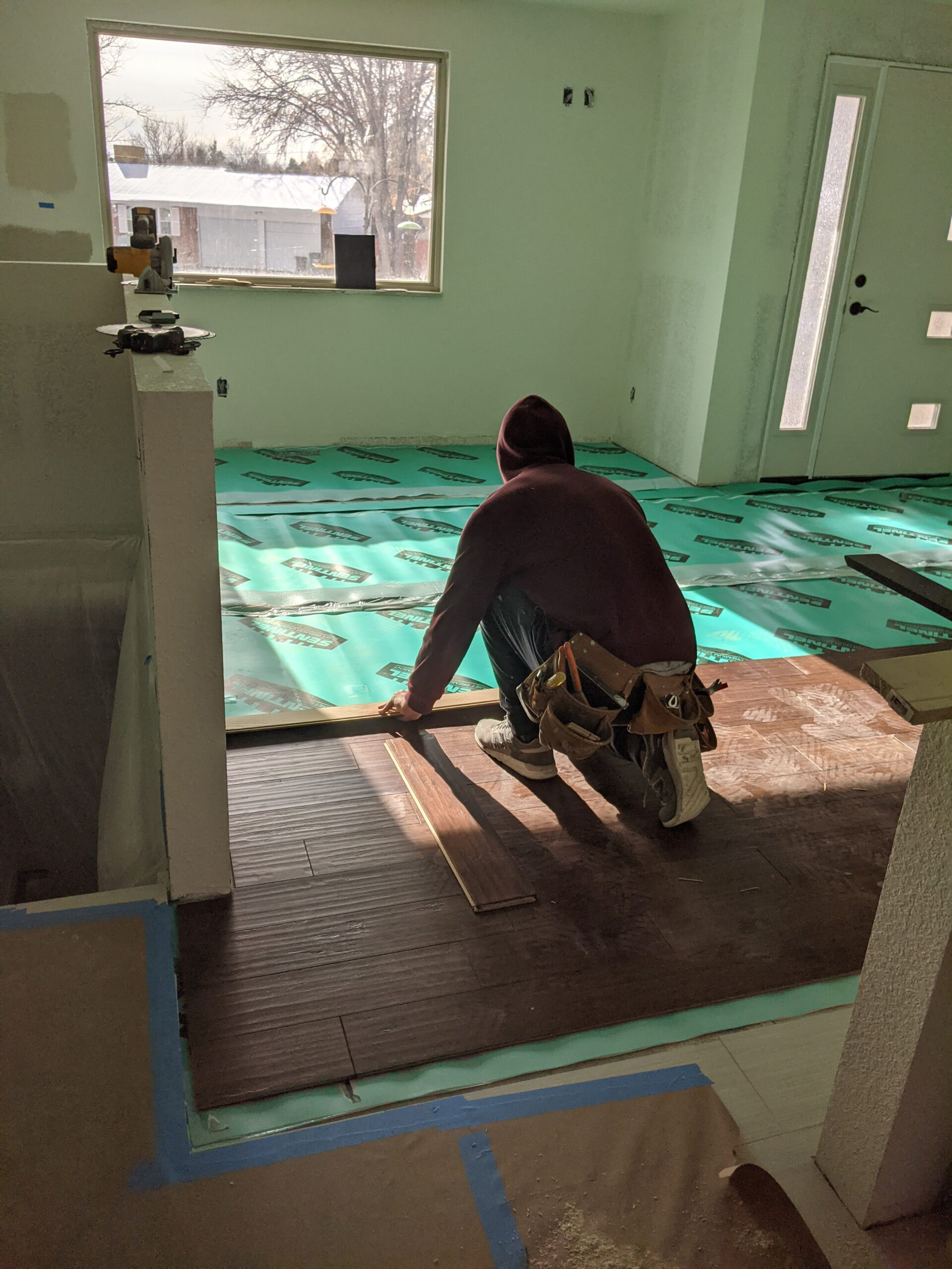 What the Heck are Floating Floors?